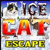 Jeu Escape de glace chat jeu
