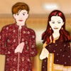 Couple de mariage indien jeu