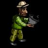 Ivan dans la grotte de Gnomes jeu
