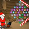 Jewel mines Noël jeu