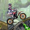 Jungle Moto Trial jeu
