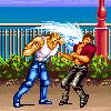 Karate Blazers jeu
