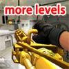 Roi de Golden Gun 2 niveaux plus jeu