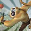 Kung Fu Panda World Monkey Run jeu