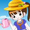 Petit jardinier Girl Dress up jeu