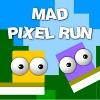 Course folle Pixel jeu