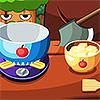 Faire le strudel aux pommes jeu