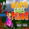 Mario sauve Peach jeu