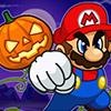 Mario Shoot citrouille jeu