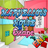 Merveilleuse maison Escape jeu