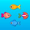 Quête de poissons marins jeu