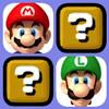 Jeu de Mario Bros mémoire jeu