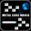 metal cube maniya jeu