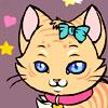 Meow Meow Dressup jeu