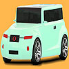 Midi bright car coloring jeu