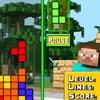 Minecraft Tetris jeu