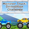 Monster Truck Demolition Challenge jeu