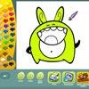 Monsters coloring pages jeu