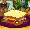 """Matinée """"sandwich"""" décoration jeu"""
