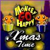 Monkey GO Happy - temps de Noël jeu