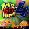 Monkey GO Happy 4 jeu