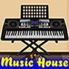 Musique House Escape jeu