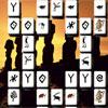 Mystérieuses Sculptures Mahjong jeu