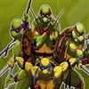 Numéros cachés de tortues ninja jeu