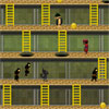 Guerre de Ninja Ladder jeu