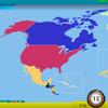 Amérique du Nord GeoQuest jeu
