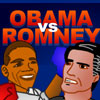 Obama vs Romney jeu