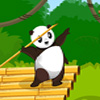Jettent des pandas jeu