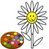 Dessine-moi la fleur jeu