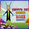 Peppys Pet Caring - Boxer Dragonfly jeu