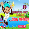 Peppys Pet Caring - Zippy Monkey jeu