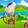 Peppys Pet Caring - Rocking Monkey jeu