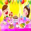 Fête d'anniversaire parfait jeu