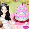Décoration de gâteau de mariage parfait jeu