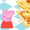 Peppa Pig decorated bakery jeu