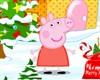 Peppa Pig décoré Noël jeu