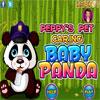 Peppys Pet Caring - Baby Panda jeu