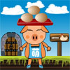 Pig Catching Eggs jeu