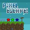 Évasion de pixels jeu