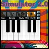 Simulateur de piano 2 0 jeu