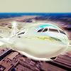Parking de pilote avion jeu