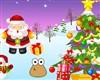 Pou décoré Noël jeu
