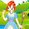 Princesse Bloom Dressup jeu