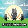 Archers de lapin jeu