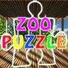 Fille d'arc-en-ciel au ZOO jeu