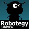 Bac à sable Robotegy jeu